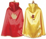 Great Pretenders Reversible Snow White and Belle Cape